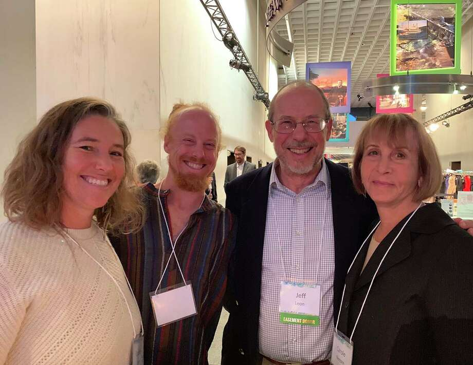 Were you Seen at Stories from the Land, an annual party to benefit the Mohawk Hudson Land Conservancy on Thursday, October 3, 2019 at the New York State Museum? Photo: Mohawk Hudson Land Conservancy
