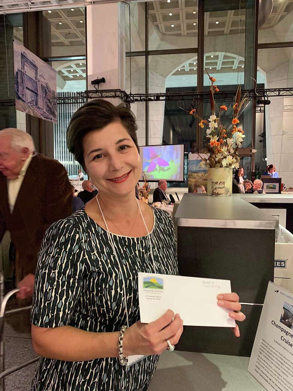 Were you Seen at Stories from the Land, an annual party to benefit the Mohawk Hudson Land Conservancy on Thursday, October 3, 2019 at the New York State Museum?