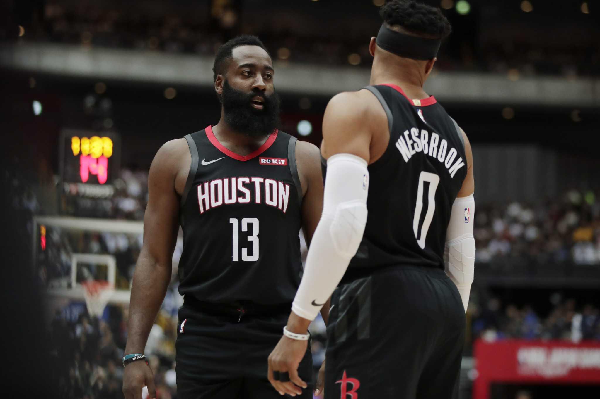 3-pointers: Takeaways from Rockets' preseason loss to Raptors