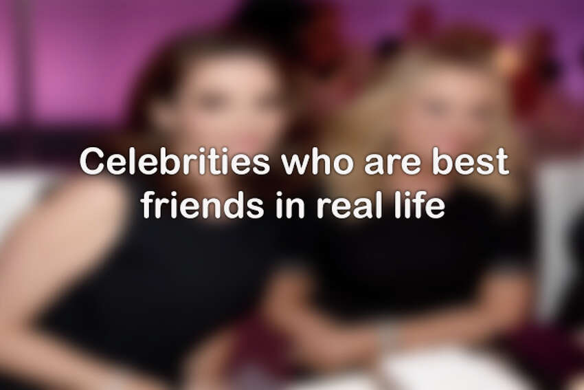 Click through to see some of Hollywood's best friends.