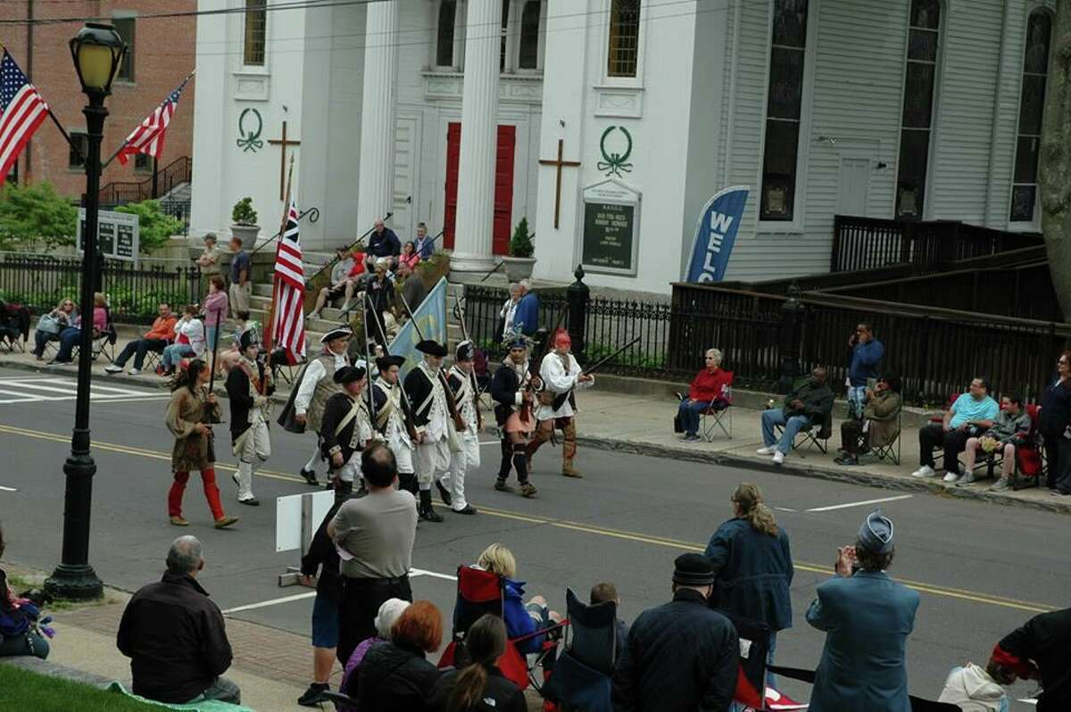 The 6th Connecticut Regiment.