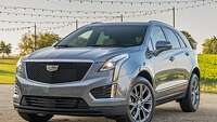 Cadillac's XT5 compact crossover gets new turbo engine, some tweaks for 2020 - Photo