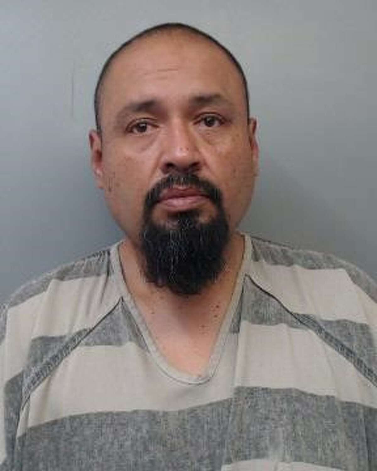 Alfonso Solis, 43, was arrested on Saturday and charged with making a false report to police and striking an unattended vehicle.