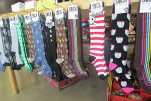 "In an event dubbed ""Soctober"" (no ""K""), Monroe Social, 494 Main St., and The Last Drop Coffee Shop, 435 Main St., will collect new socks for adults and children between Oct. 13 and Oct. 19, 2019."