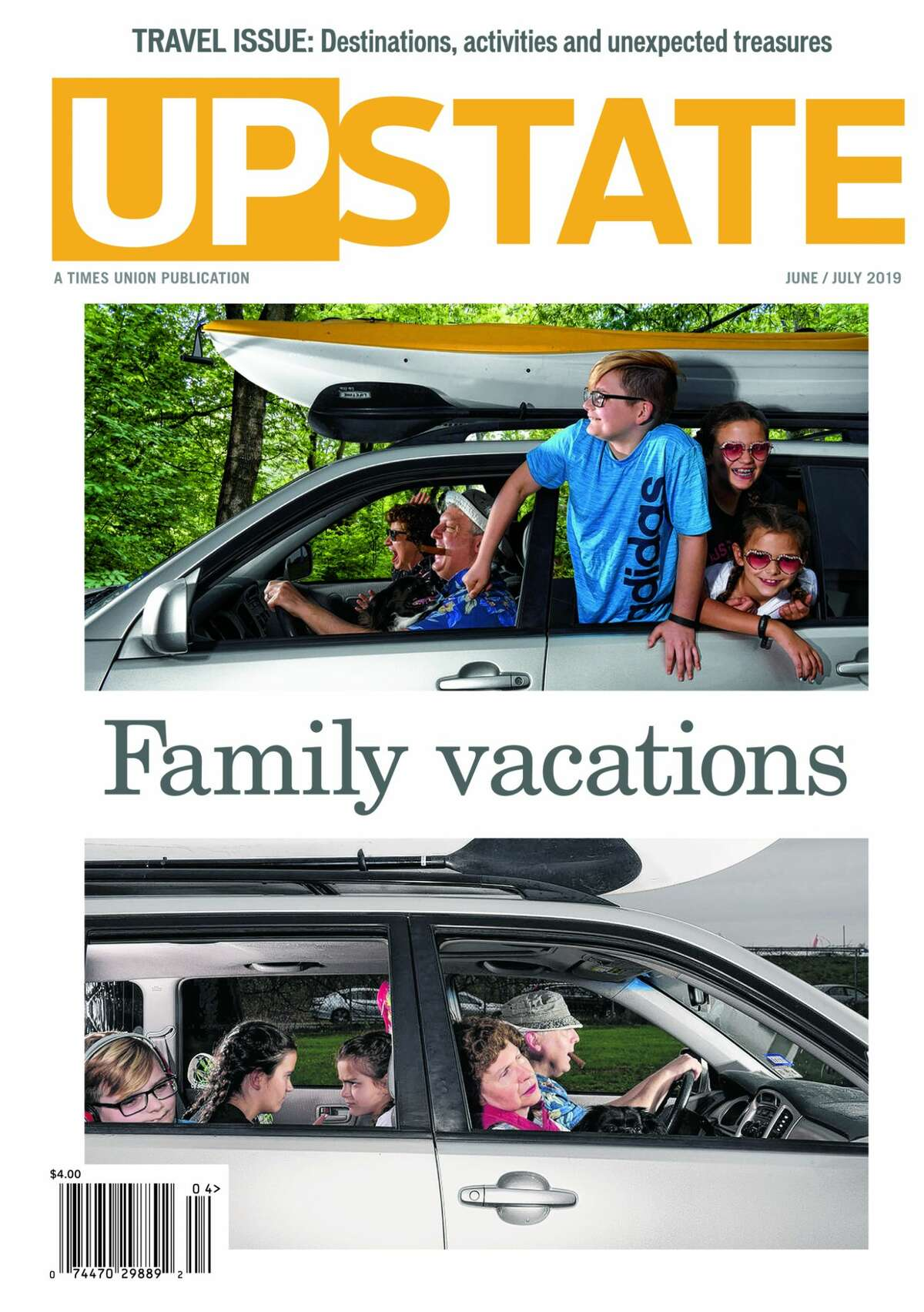 June/July Upstate cover