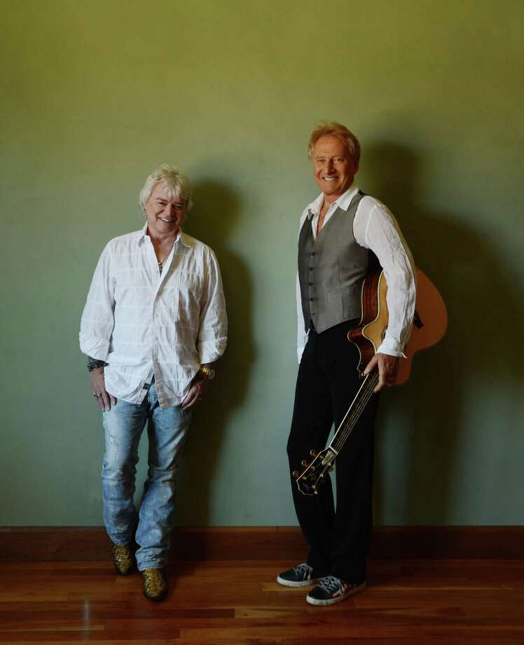 Air Supply will perform on Oct. 17 at 8 p.m. at the Ridgefield Playhouse, 80 East Ridge Road, Ridgefield. Tickets are $20-$199. For more information, visit ridgefieldplayhouse.org. Photo: Denise Truscello / Ridgefield Playhouse / Contributed Photo / Denise Truscello