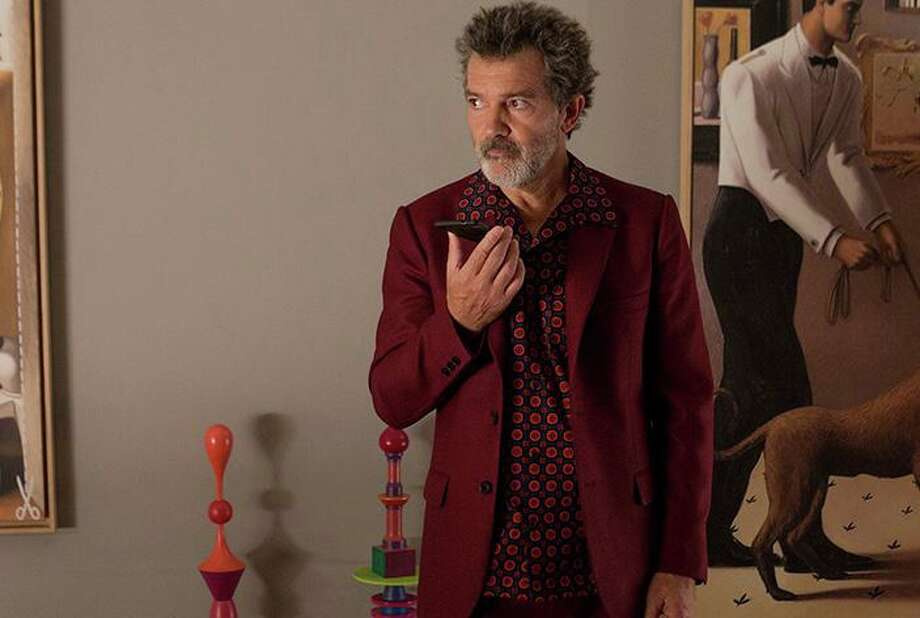 "Antonio Banderas stars in Pedro Almodóvar's film ""Pain and Glory."" Photo: Sony Classics / Contributed Photo /"