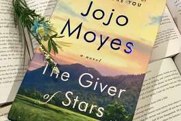 """""""The Giver of Stars"""" by Jojo Moyes was published on Oct. 8."""