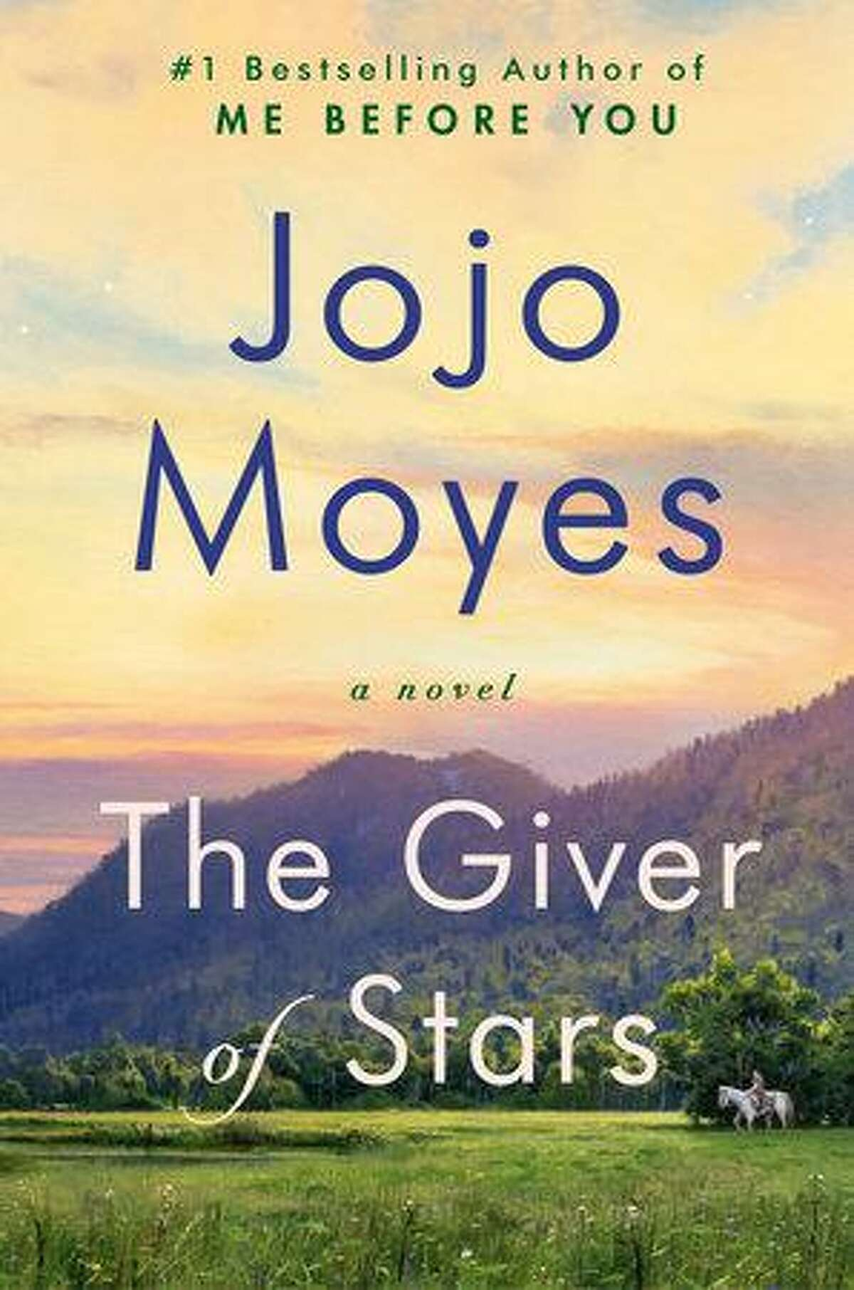 Jojo Moyes' latest novel