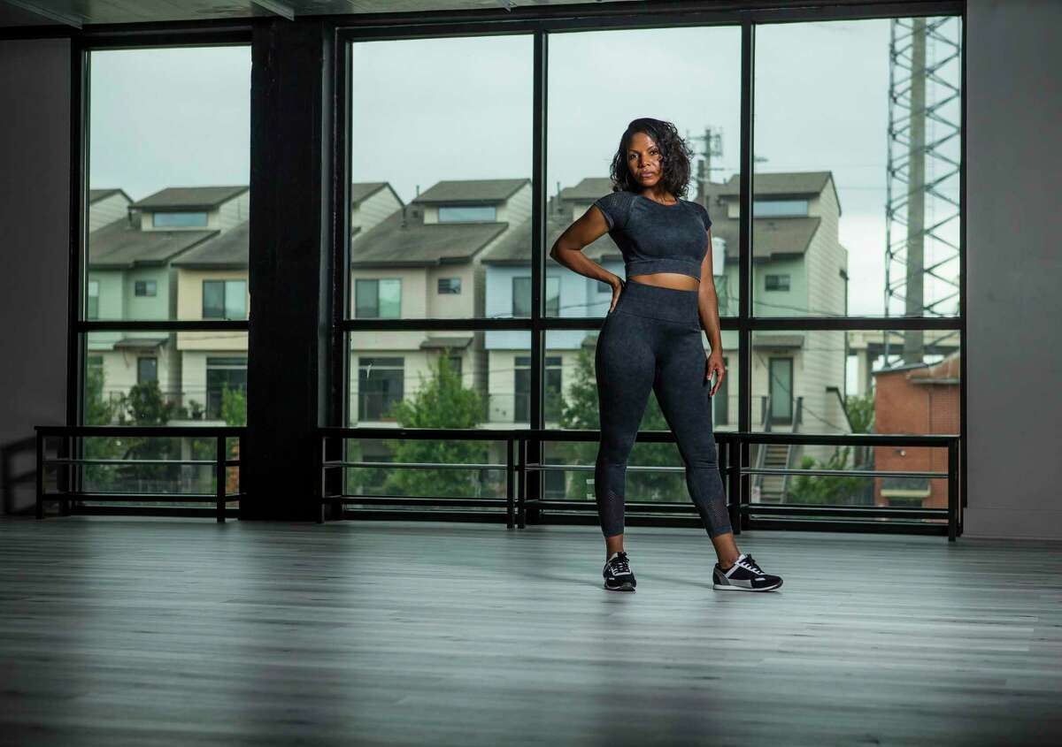 Inner Me Studios owner Nicole Phillips recently opened her new fitness studio in a building she bought and remodeled on Emancipation Boulevard in Third Ward.