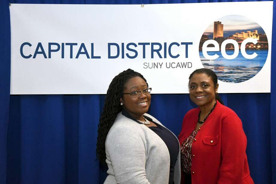 Were you Seen at The 2019 Educational Opportunity Center Community Appreciation Brunch in Troy on Oct. 8, 2019? Photo: Michael P. Farrell