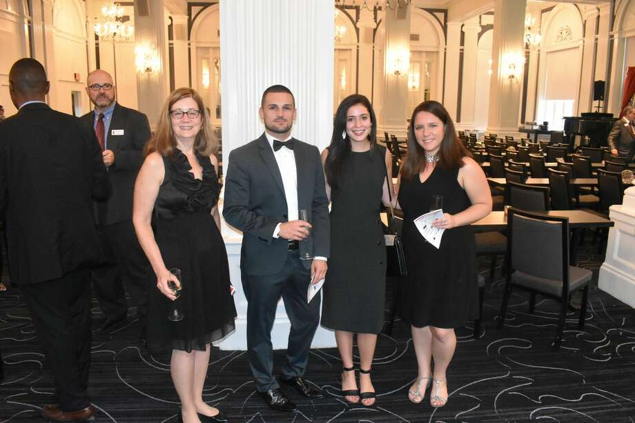 Were you Seen at the inaugural Albany Damien Center Hero Awards at the Renaissance Hotel in Albany on Sept. 28, 2019? Photo: Various Attendees