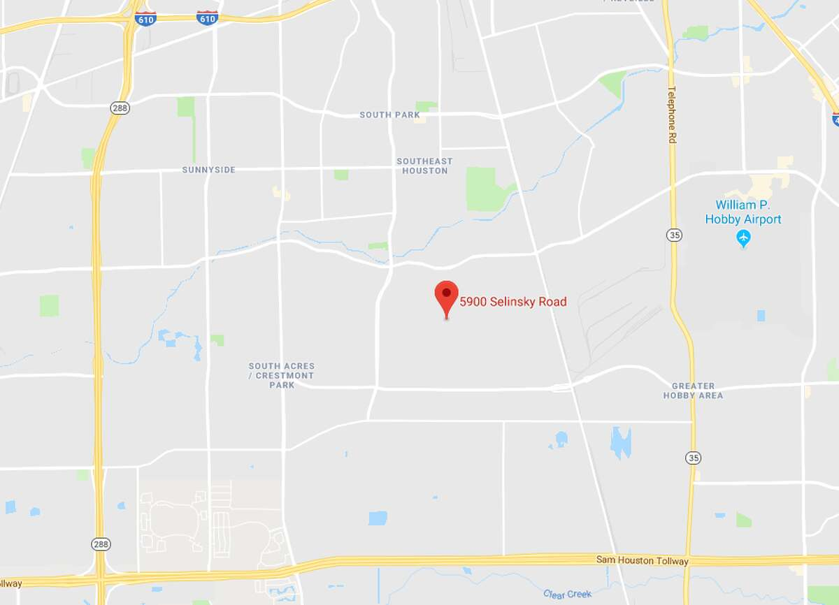 No injuries were reported Tuesday after a suspect fired at Houston police officers at an active crime scene in southeast Houston.