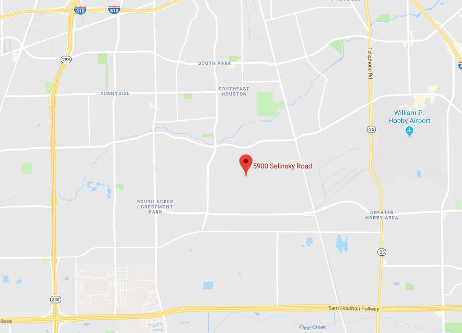 No injuries were reported Tuesday after a suspect fired at Houston police officers at an active crime scene in southeast Houston. Photo: Google Maps