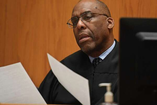 Superior Court Judge Barry Stevens has presided over this month's challenge to the results of the Bridgeport Democratic primary for mayor, narrowly won by Mayor Joe Ganim.