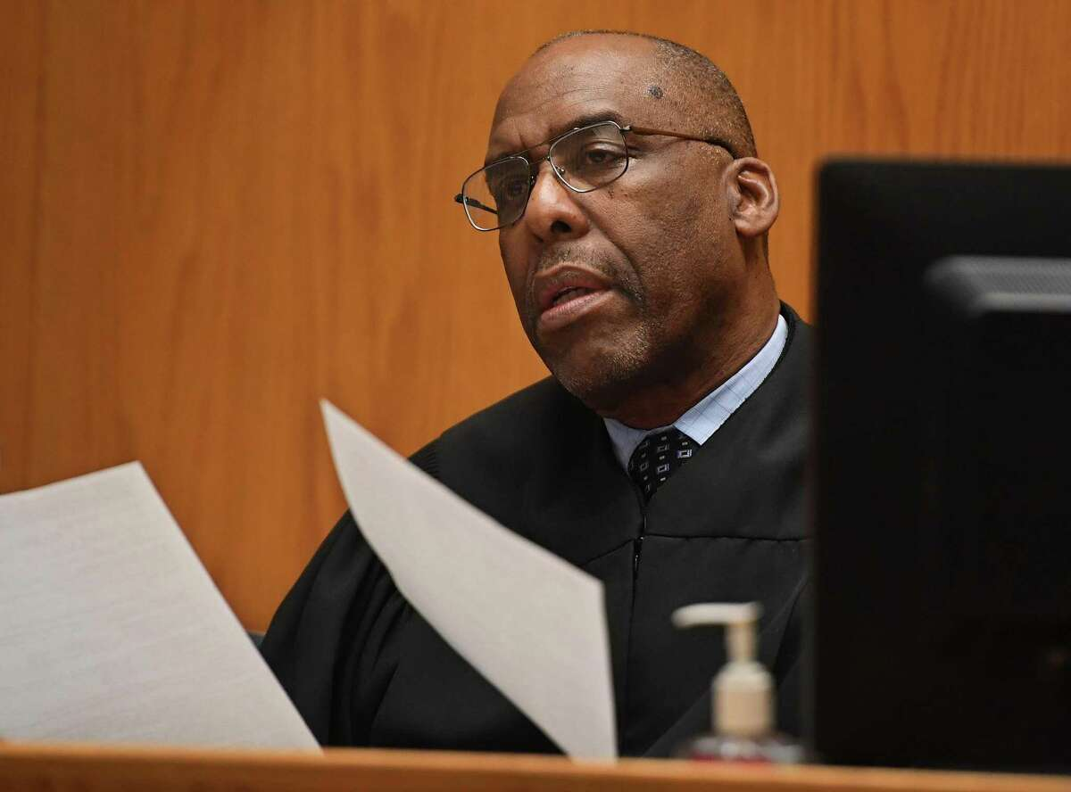 Judge Barry Stevens rules against Robert Keeley and Wanda Simmons' run for state representative.