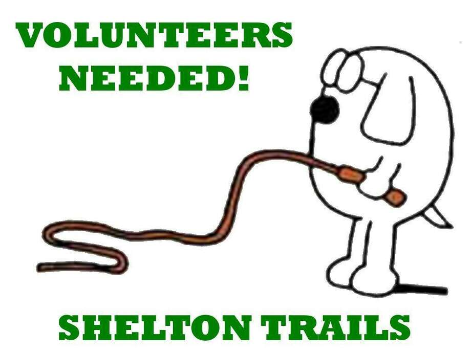 The Shelton Trails Committee is holding a work party on Saturday, Oct. 12. Volunteers will meet at the dog park at 8:30 a.m. Photo: Contributed Photo / Connecticut Post