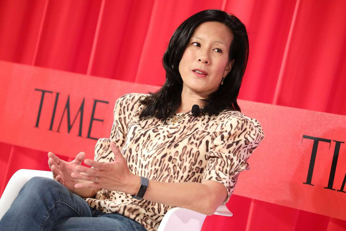 NEW YORK, NEW YORK - APRIL 23 Aileen Lee participates in a panel discussion during the TIME 100 Summit 2019 on April 23, 2019 in New York City. (Photo by Brian Ach/Getty Images for TIME)