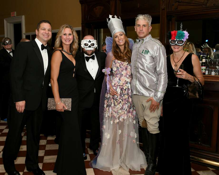 Were you Seen at Radial Arts' 3rd Annual All Hallows' Eve Witchcraft Masquerade Ball at Canfield Casino in Saratoga Springs on Oct. 3, 2019? Photo: Cathleen V Duffy