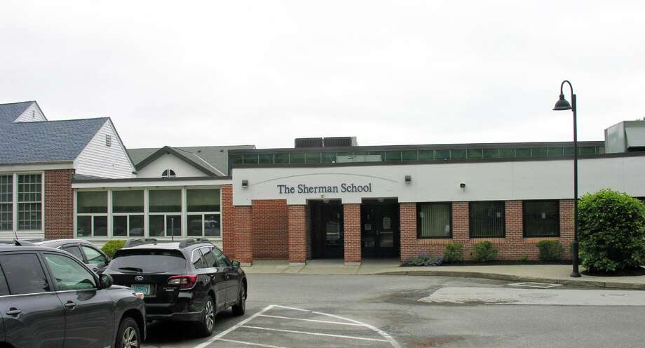 The Sherman Board of Education will seek taxpayers' approval to spend up to $50,000 on conceptual design services for the Sherman School. Photo: Friar Architecture / Facility Survey, Code Analysis And Buildings & Grounds Survey & Master Plan