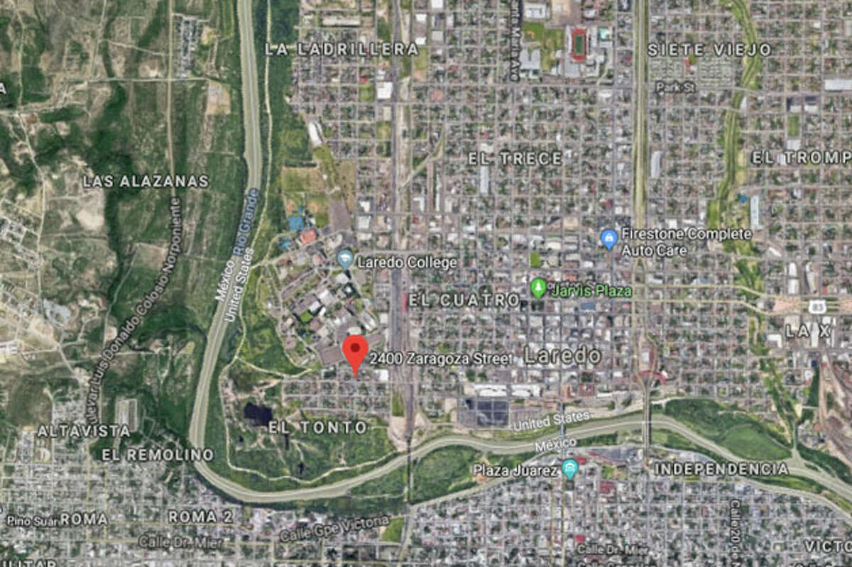 The case unfolded at about 2:57 a.m. March 21, when police officers responded to a criminal mischief report in the 2400 block of Zaragoza Street.