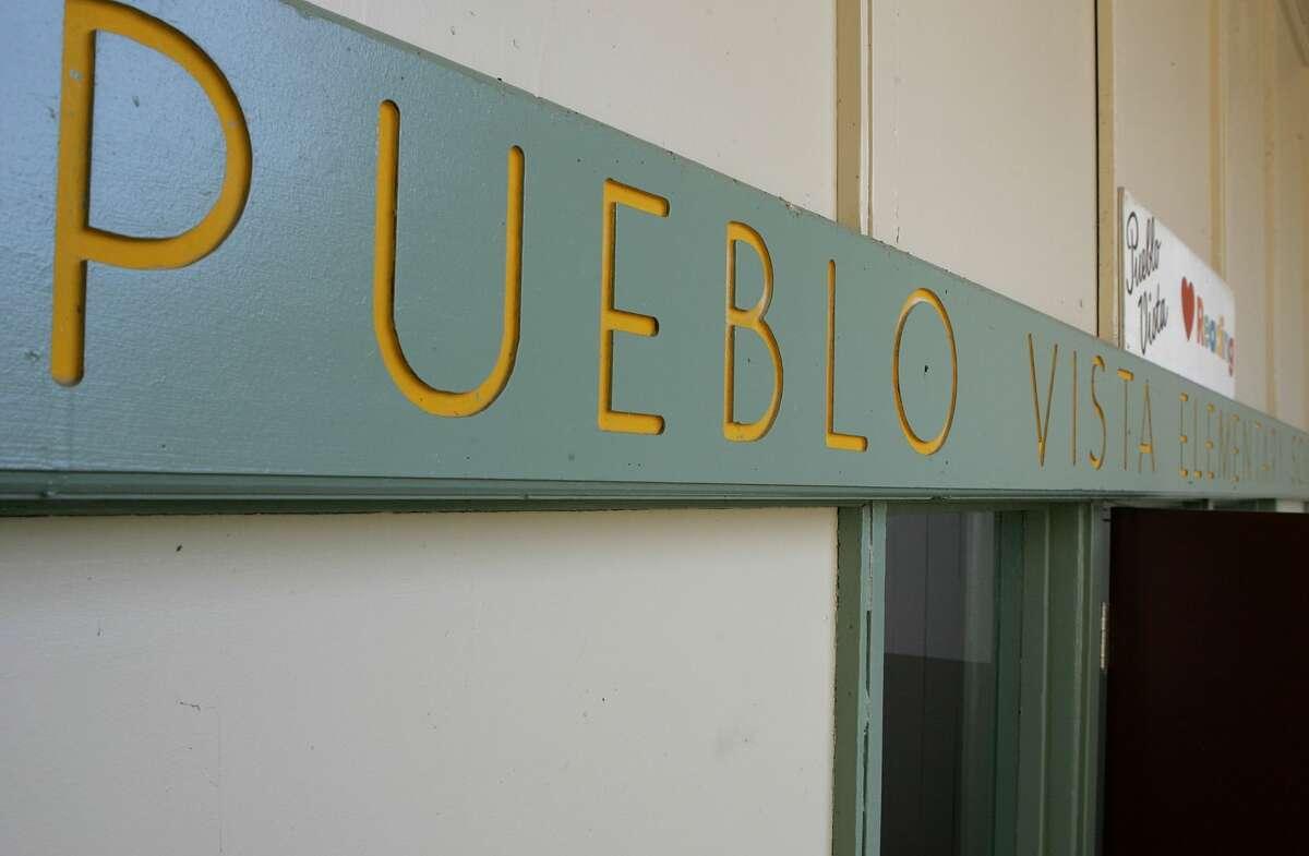 Pueblo Vista Elementary School is among the Napa Valley Unified schools closing due to a PG&E power shutoff.