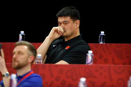 Yao Ming is now president of the Chinese Basketball Association, which announced over the weekend it is suspending its ties with the Rockets in retaliation for Houston Rockets general manager Daryl Morey's tweet that showed support for Hong Kong anti-government protesters.