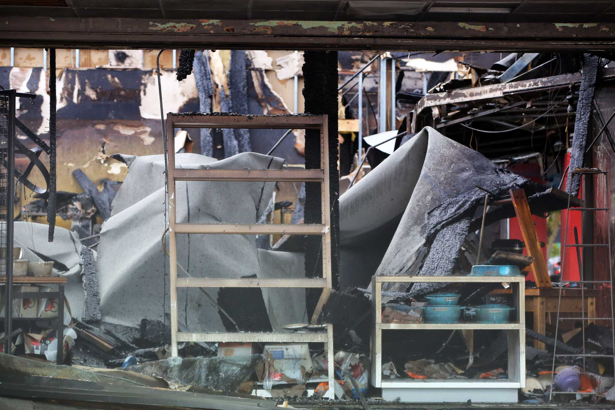 Ballard retail building must come down due to fire damage, city orders