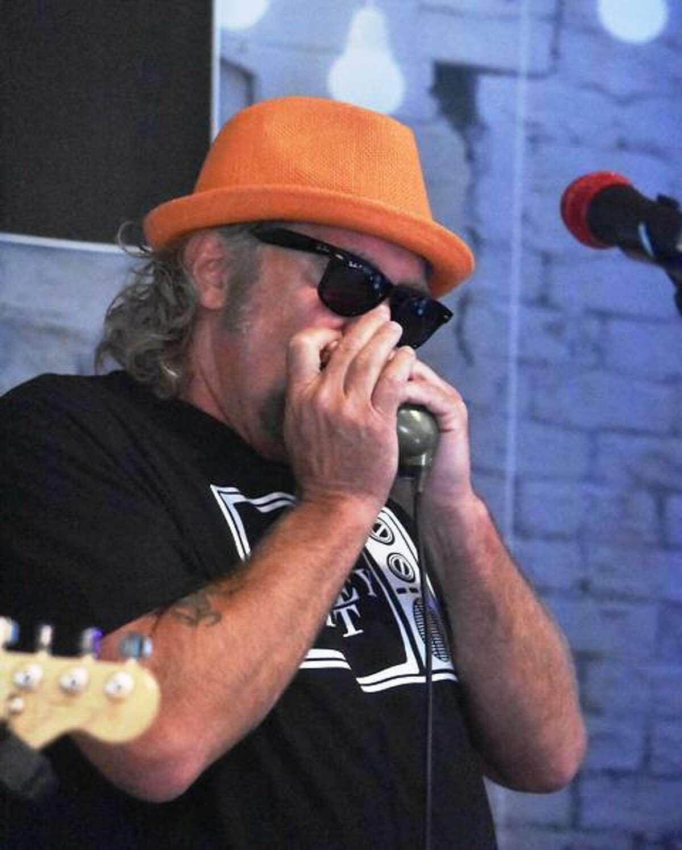 "Chris ""Bad News"" Barnes brings his Hokum Blues to Black-Eyed Sally's this weekend."