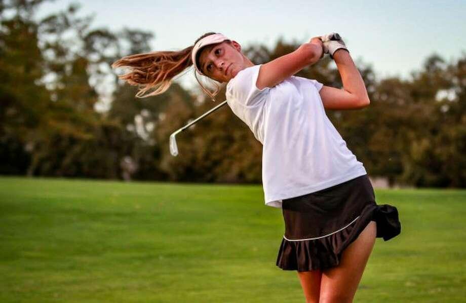 ELLIE BUSHNELL Granite Bay,Golf, Freshman Photo: SportStars Magazine