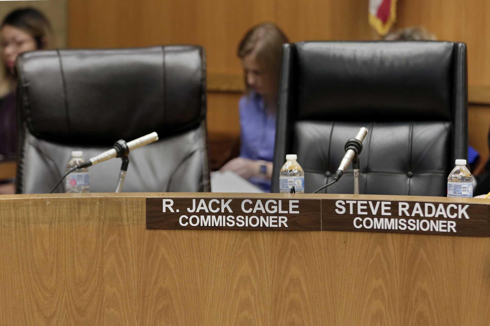 Radack, Cagle skip meeting, blocking Dem-led effort to raise Harris County tax rate