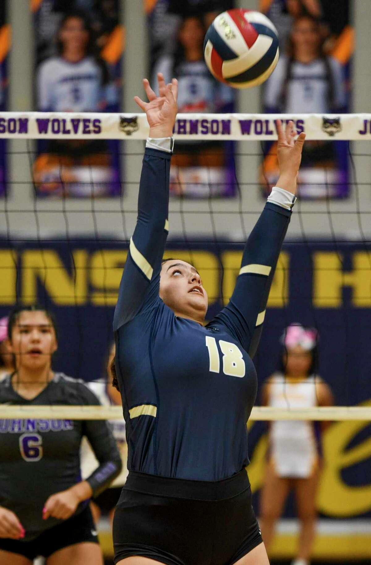 Rebekah Bustamante will represent Alexander one last time in the InkByrd Designs Volleyball All-Star game at 6:30 p.m. Thursday at the main Boys & Girls Club.