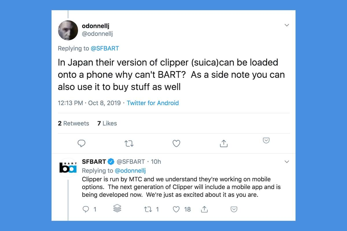 BART's new GM, Robert Powers, answered riders' questions in a Twitter town hall on Tuesday. Here are some of the questions people asked about BART.