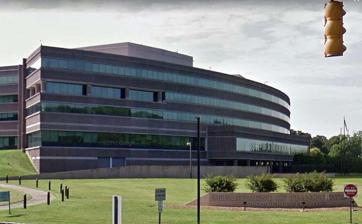 The Connecticut Department of Transportation headquarters in Farmington.