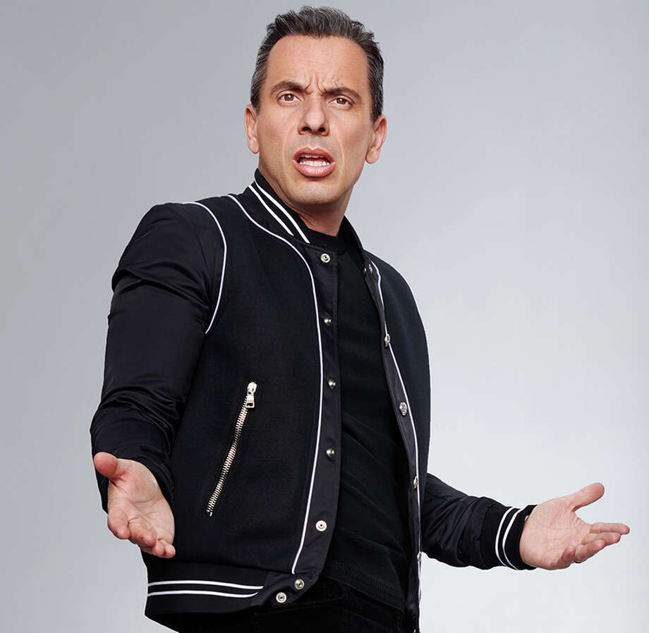 Sebastian Maniscalco Photo: Provided Photo