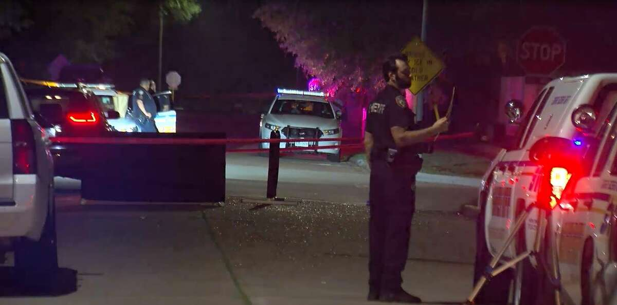 A man is dead after an apparent road rage incident in west Harris County.