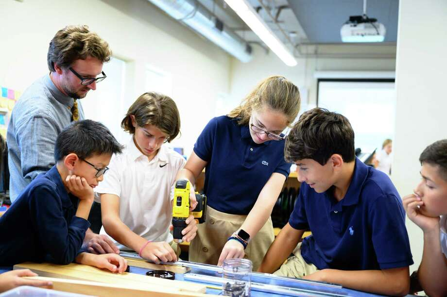 Ridgefield Academy hosts Take-A-Look Tuesdays Oct. 15, Nov. 12, Dec. 10 and April 21, from 9 to 11 a.m., at the Summit Building. Photo: Contributed Photo.