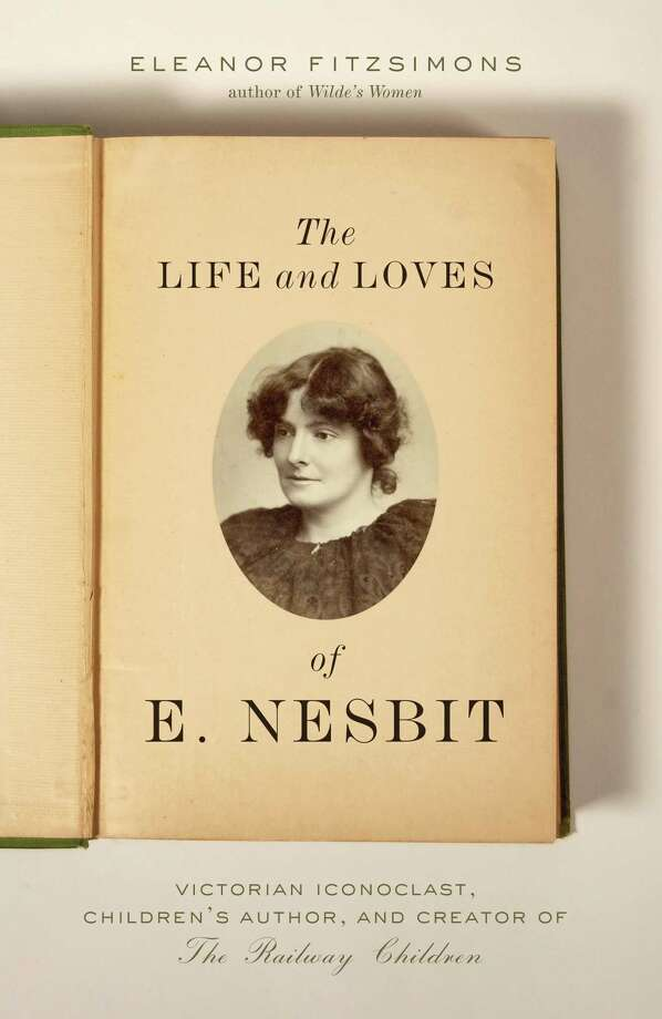 The Life and Loves of E. Nesbit: Victorian Iconoclast, Children's Author, and Creator of The Railway Children Photo: Abrams, Handout / Handout