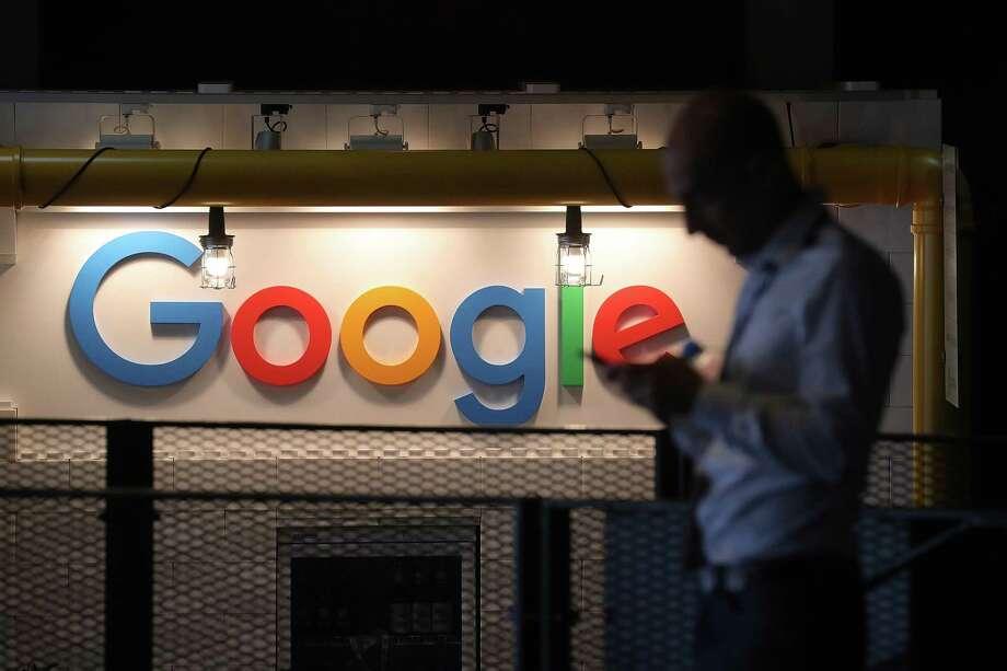 The Google logo Photo: Bloomberg Photo By Krisztian Bocsi / Bloomberg