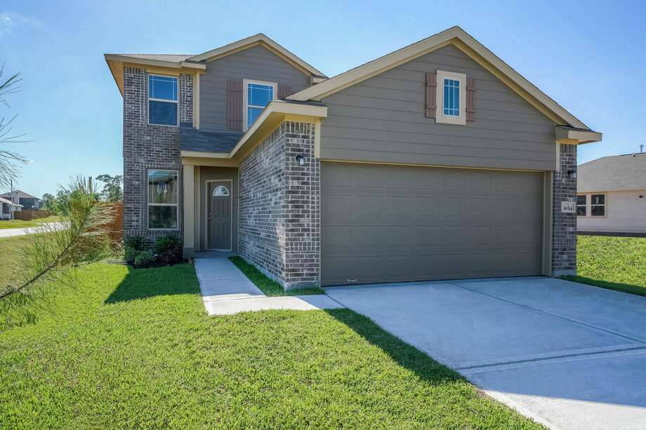 First America Homes is now building in the Santa Fe community northeast of Houston in the Cleveland Area. Photo: First America Homes