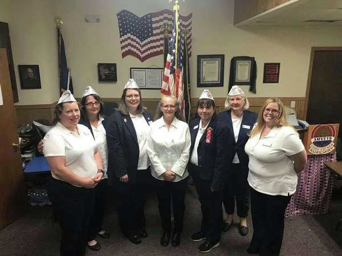 The Mecosta County Blue Star Moms on a Mission Chapter MI-199 offers support for moms to children who are active members or veterans of the military, according to Colleen Ryman, chapter president. For more information on the group, visit their Facebook page, Mecosta County Blue Star Moms on a Mission. (Courtesy photo)