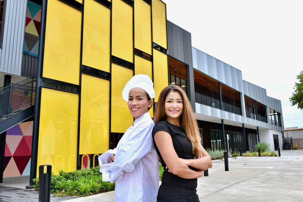 Miranda Loetkhamfu and Lukkaew Srasrisuwan are behind the new restaurant and have signed a lease for a 2,500-square-foot space with a patio off North Shepard.