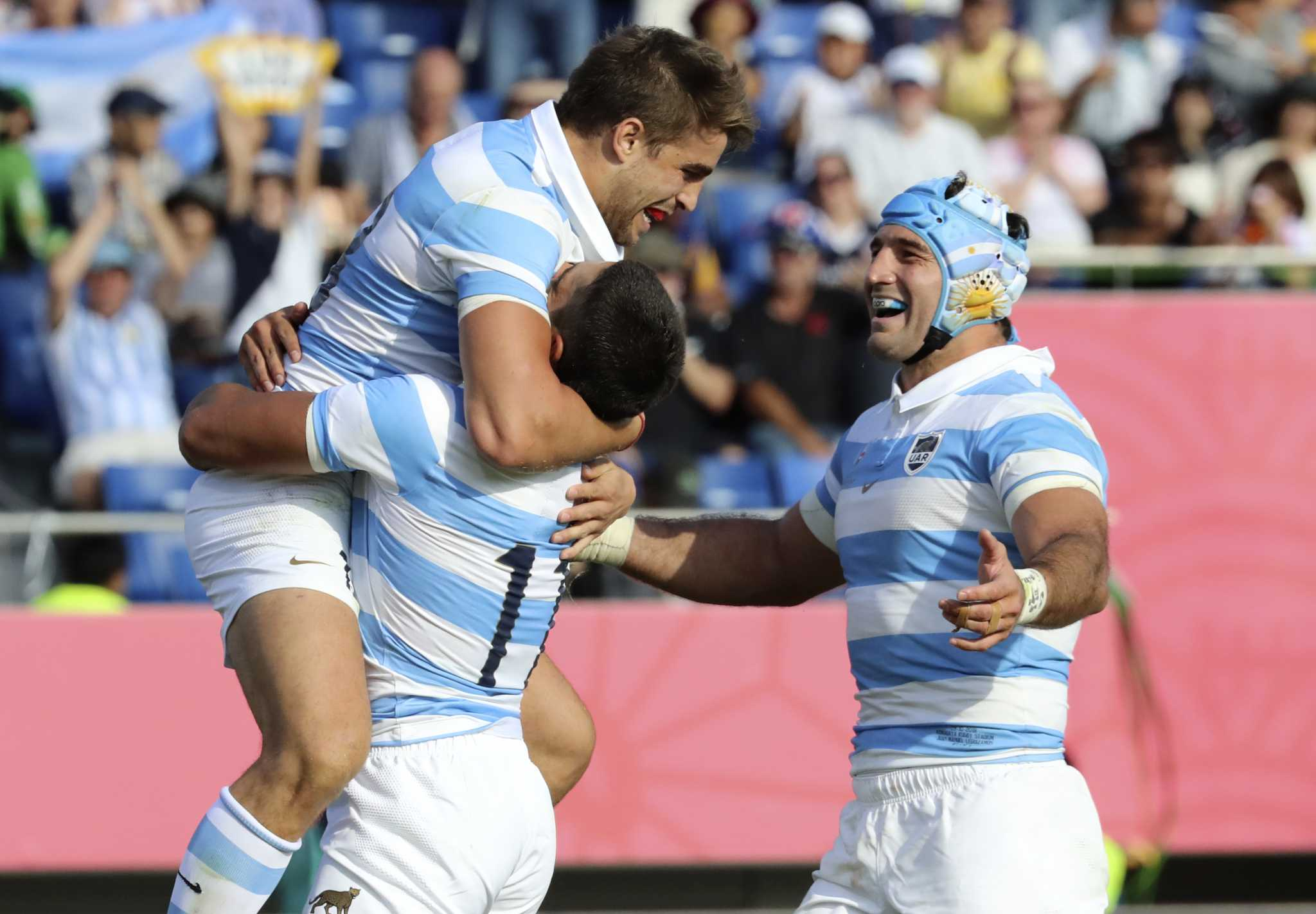 Argentina qualifies for 2023 Rugby World Cup with win over US