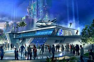 Guests can suit up alongside their favorite Super Heroes at the Avengers Campus, beginning in 2020 at Disney California Adventure park at Disneyland Resort. The campus will feature the first Disney ride-through attraction to feature Spider-Man, along with other heroic encounters.