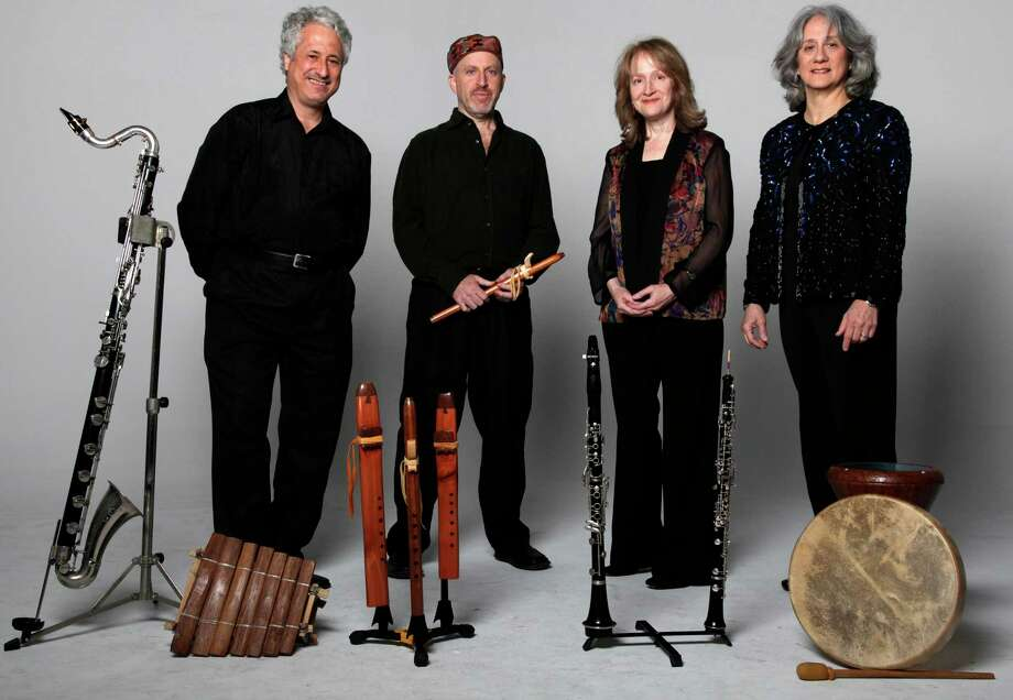 A series of lectures on China are scheduled at Chaiwalla in Salisbury, to benefit the Hevreh Ensemble's performances in China in 2020. Photo: Hevreh Ensemble / Contributed Photo /