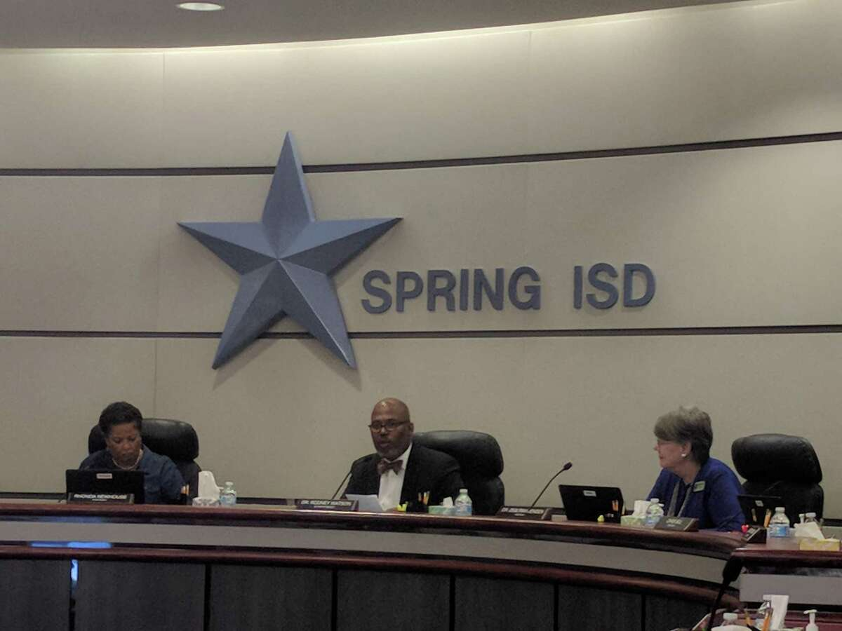 Spring ISD board members approve lowering the property tax rate to $1.43 per $100 valuation among other items during their Oct. 8 board meeting.