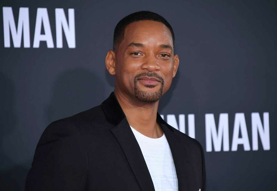 """Cast member Will Smith attends the premiere of """"Gemini Man"""" at the TCL Chinese Theater on Sunday, Oct. 6, 2019, in Los Angeles. (Photo by Phil McCarten/Invision/AP) Photo: Phil Mccarten / 2019 Invision"""