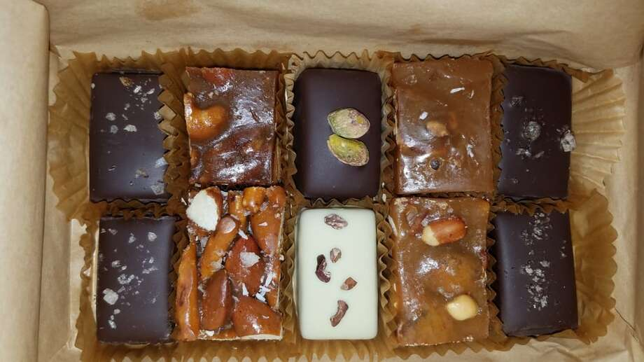 A variety of handmade caramels atHooker's Sweet Treats in San Francisco. The caramel shop announced its plans to close by the end of the year. Photo: Photo By Porsche C. On Yelp