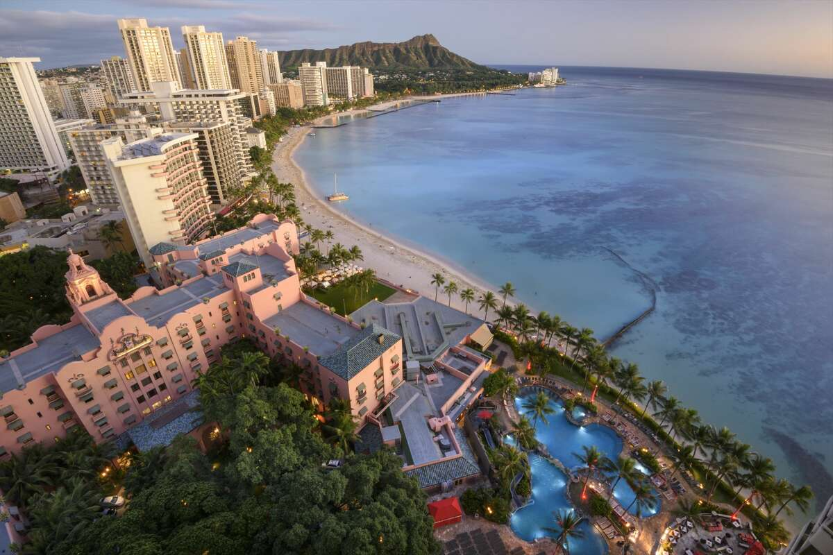 Honolulu was named as the No. 9 best big cities in the United States, according to readers from Condé Nast Traveler.