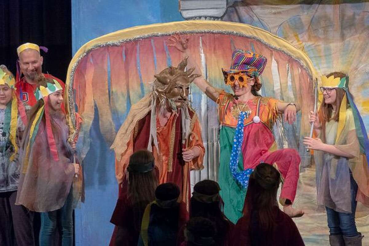 The Northwest Connecticut Arts Council has announced the recipients for its annual awards. Grumbling Gryphons Traveling Children's Theatre is using its grant to produce a performance of